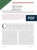 Luis Cernuda-Juan García Ponce