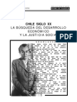 17153624 Modulo Chile en El Siglo XX