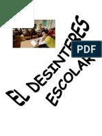 El Desinteres Escolar Cap 1 (2) Noelia Gimenez