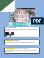 Revue de Presse Litteraire Ipagination Juin 2013
