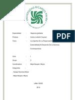 LOS APORTES DE LA RESPONSABILIDAD SOCIAL Y SOSTENIBILIDAD AL DESARROLLO DELA GERENCIA CONTEMPORÁNEA (1)