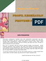 Data Informasi Kesehatan Prov Papua