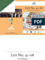 Ley 41-08 de Funcion Publica - Edicion Ilustrada