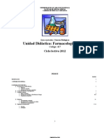 Programa Farmacologia Por Competencias 2012