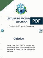 Capacitacin de Facturacin Elctrica