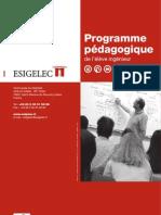 Programme Inge2007
