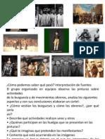 Burguesia y Obreros