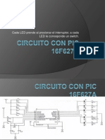 Circuito Switch-LED con PIC 16F627A.pptx
