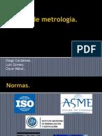Normas de metrología (1)