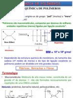 Aula 4 - Química de Polímeros