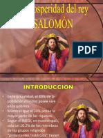 4. La Prosperidad de Salomon