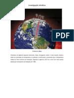 A terra e o clima