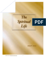 The Spiritual Life by Jesse C. Jones