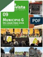 Revista del Municipio G  - Número 9 - Junio - julio 2013
