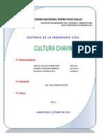 Cultura Chavin (InformeTERMINADO)
