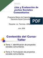 Presentacion FyE de Py FEGS Comunitario 2