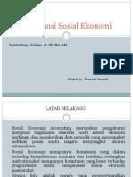 Akuntansi Sosial Ekonomi