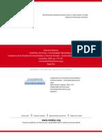 Control Estatal y Economias Regionales