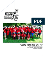 City of Chicago's Bicycling Ambassadors 2012 Final Report