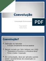 Computação evolucionária - Coevolução (2)