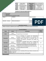 Planeación Matemáticas III. 21 Nov al 25 Nov
