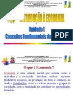 Introducao a Economia Conceitos Fundamentais