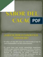 AROMAS DEL CACAO ( Proceso Del Cacao)