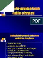 Avaliac3a7ao Pre Operatoria