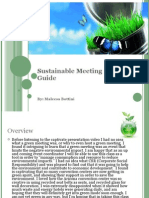 Sustainable Meeting.ppt