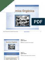 Quimica Organica presentacion