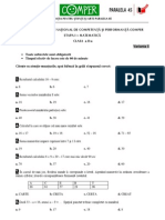 Matematica ClasaMatematica-Clasa-II_Varianta5.pdf II Varianta5