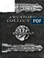 Creature Collection I - Revised 3.5