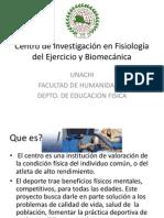 Centro de Investigación en Fisiología del Ejercicio y