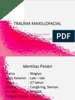 Trauma Maxillofacial - NSH