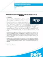 Nota Di Prensa 2013 Bandera