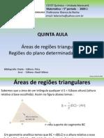 05 - Áreas Triangulares