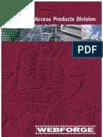 AU - Webforge - Access Systems Brochure
