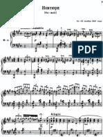 rachmaninov nocturne f sharp minor
