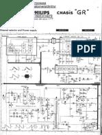 Philips Gr1356,Gr1366,Gr1368 (Gr1)
