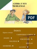 Problemas Algebra (1)