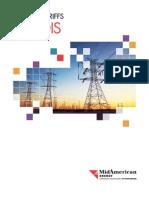 MidAmerican-Energy-Co-MidAmerican-Illinois-Electric-Tariffs