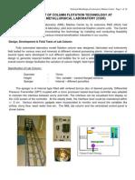 Column Flotation Technology