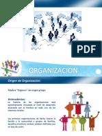 Organización mace12