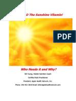 Who Needs Vitamin D
