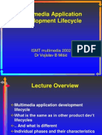 Multimedia Application Development Lifecycle