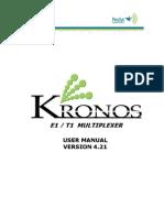 Viba-KRONOS User Manual V421 En