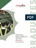 NER 2013 - Graduates