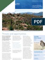Biodiversity Brief, Issue 01, January 2013