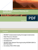 Wcdma Radio Network Planning and Optimization