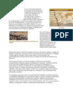 La Civilización Caral se formó en el Área Norcentral del Perú